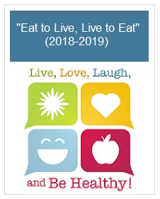 Ir a Eat to Live, Live to Eat